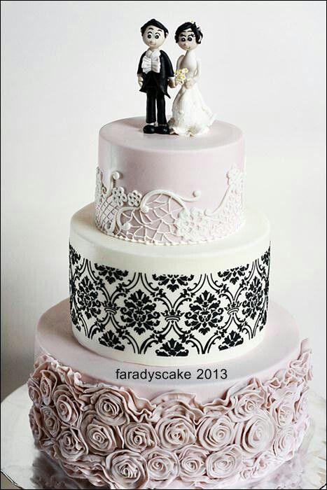 wedding cake stencil 11 best filipiniana cakes images on cake 8770