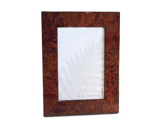 Photo frames - walnut veneer