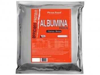 Albumina Protein Refil 500g Chocolate - Peter Food