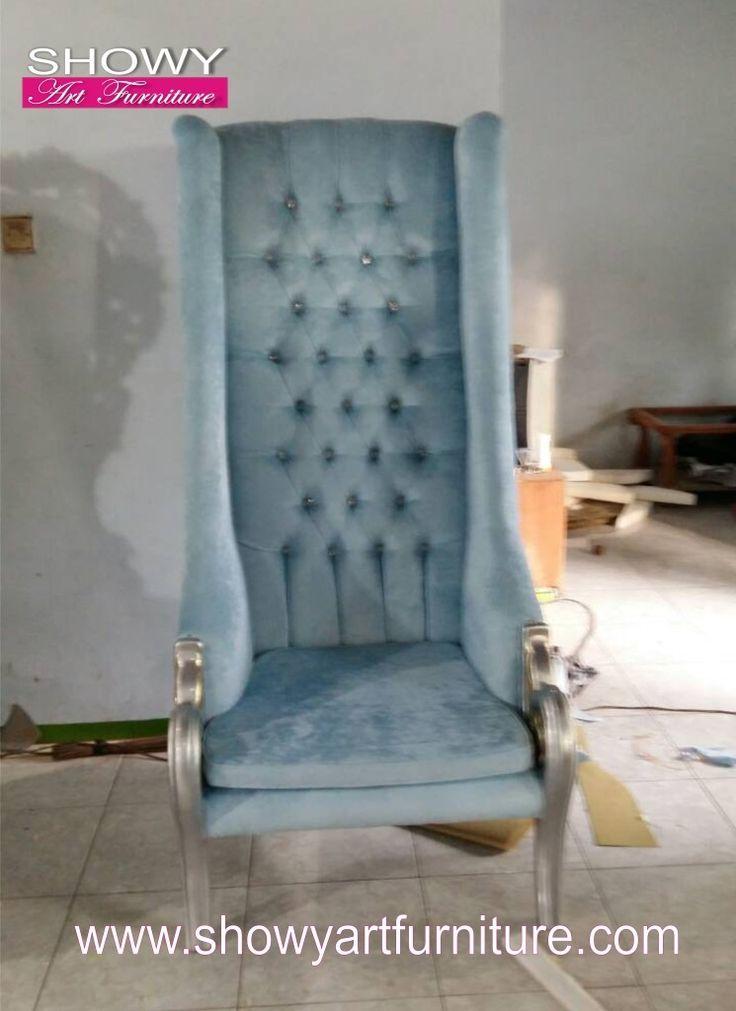 """Kursi sandaran tinggi,High back chair """