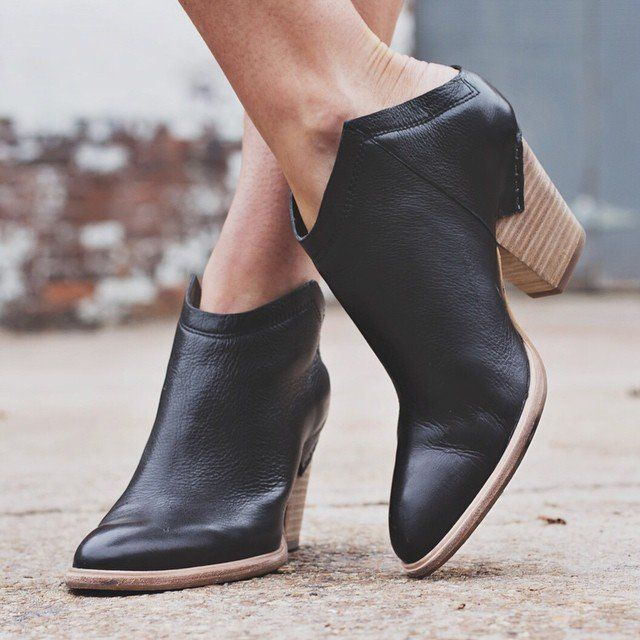 Haku Ankle Bootie by Dolce Vita, $190: