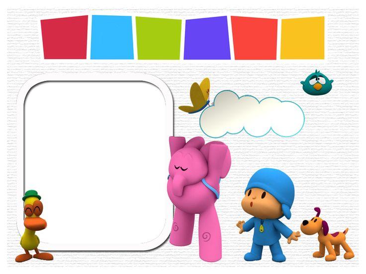 Pocoyo Decorations | Resultado de imágenes de Google para 1.bp.blogspot.com...