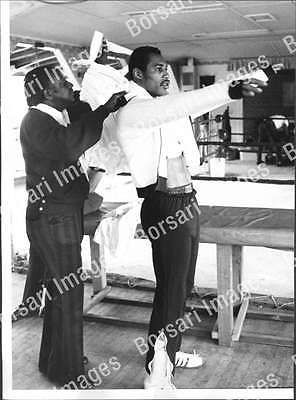 PB PHOTO aby-100 Ken Norton Boxer