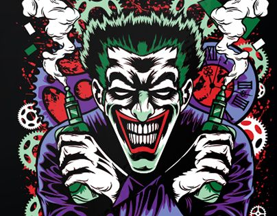 Image result for the joker vaping