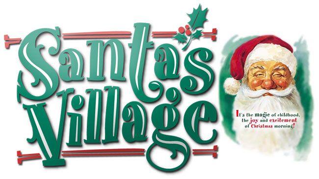 Santa's Village at the North Pole - Saginaw County Fair Grounds.  www.greatlakesbaymoms.com