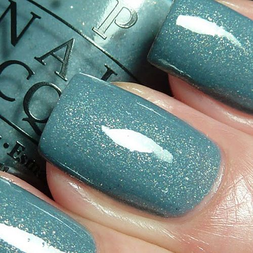Sparkling colors for cool summer nights! Fairynails