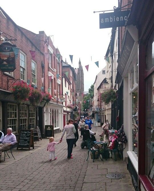 Church Street Hereford