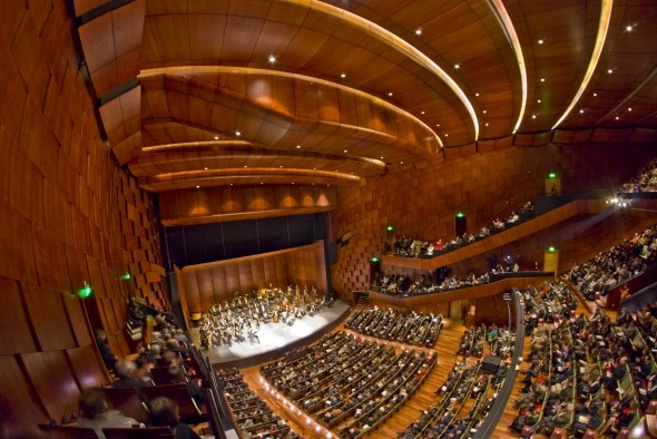 Teatro del Lago- Frutillar- Chile