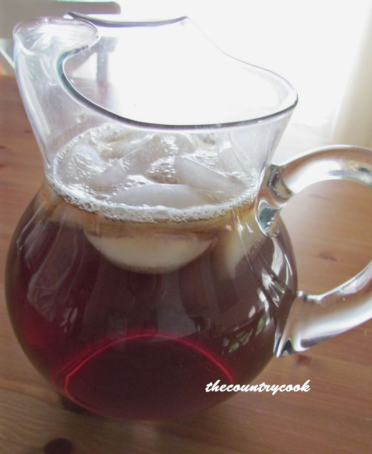 Sweet Tea!!! Southern Sweet Tea | Tasty Drinks | Pinterest