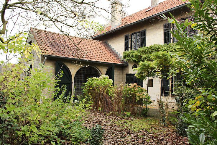 17 beste idee n over schuur verbouwing op pinterest verbouwde schuur schuren en witte schuur - Huis exterieur picture ...