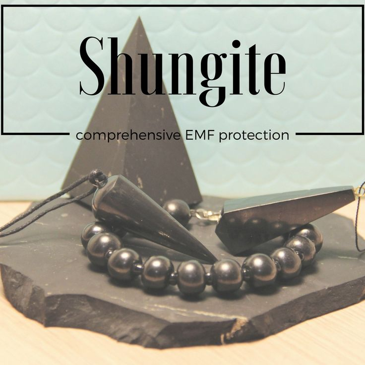 Constant presence of electromagnetic radiation in our life causes great public concerns over possible health effects. Is it a hazard to our health? This question has been a subject of numerous multidisciplinary studies for a long period of time. efficient and cheaper way of EMF protection is shungite known for its radiation blocking properties. Shungite stones absorb from 90% to 98% of electromagnetic radiation.