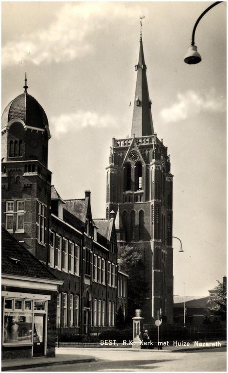 Huize Nazareth en St. Odulphuskerk, Hoofdstraat