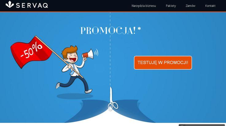 Narzędzia biznesu XXI wieku przetestuj już teraz  http://panel.servaq.pl/link/3/846