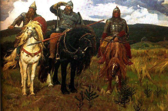 Originally the boyars were warrior-knights who roamed the ...