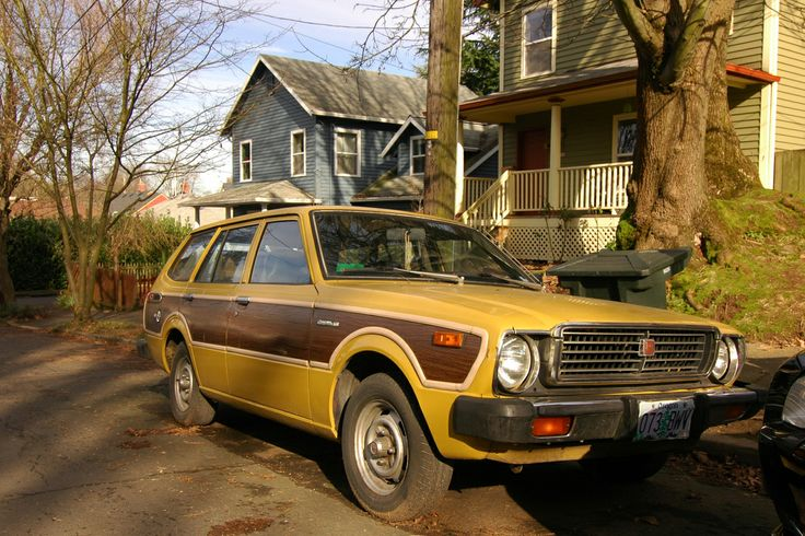 1978 toyota corolla station wagon