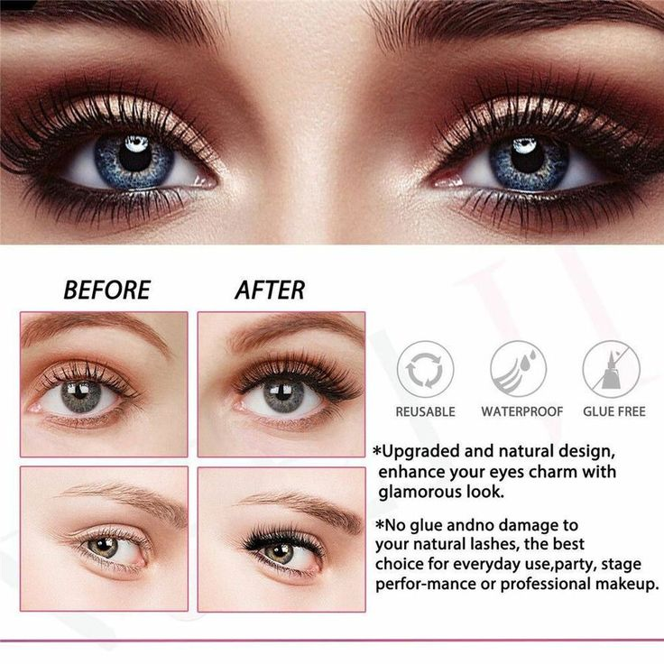 Park Art|My WordPress Blog_How To Clean Magnetic Lashes Without Makeup Remover