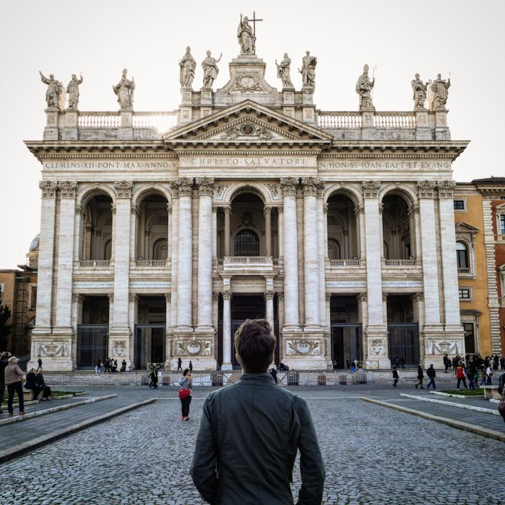 """""""You need a lifetime to truly experience Rome.""""  Read about my experiences on my travel blog!"""