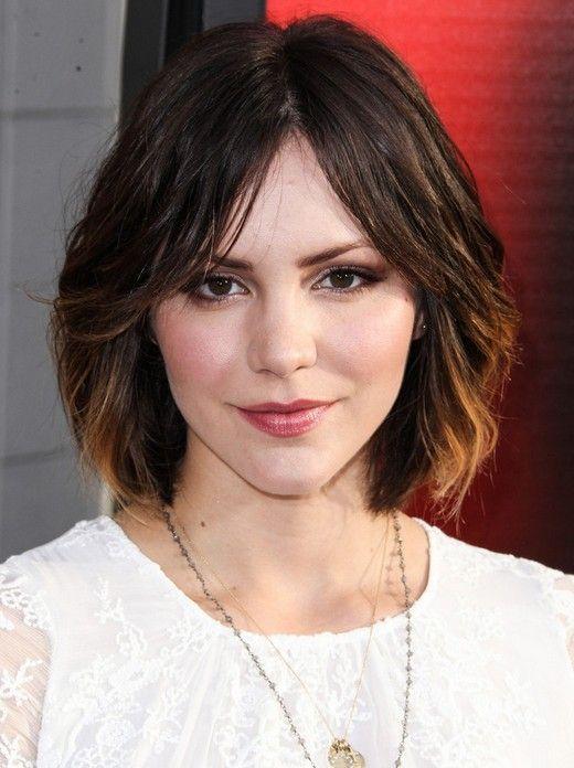 2014+medium+Hair+Styles+For+Women+Over+40 | Medium Short Hairstyles 2014, Katharine McPhee Hair