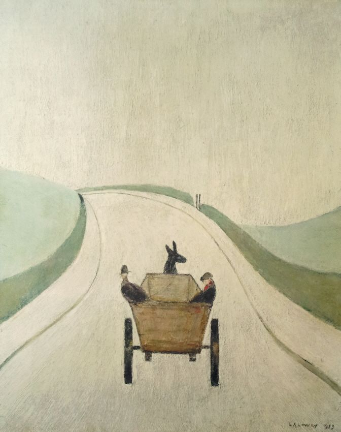 cart by lowry