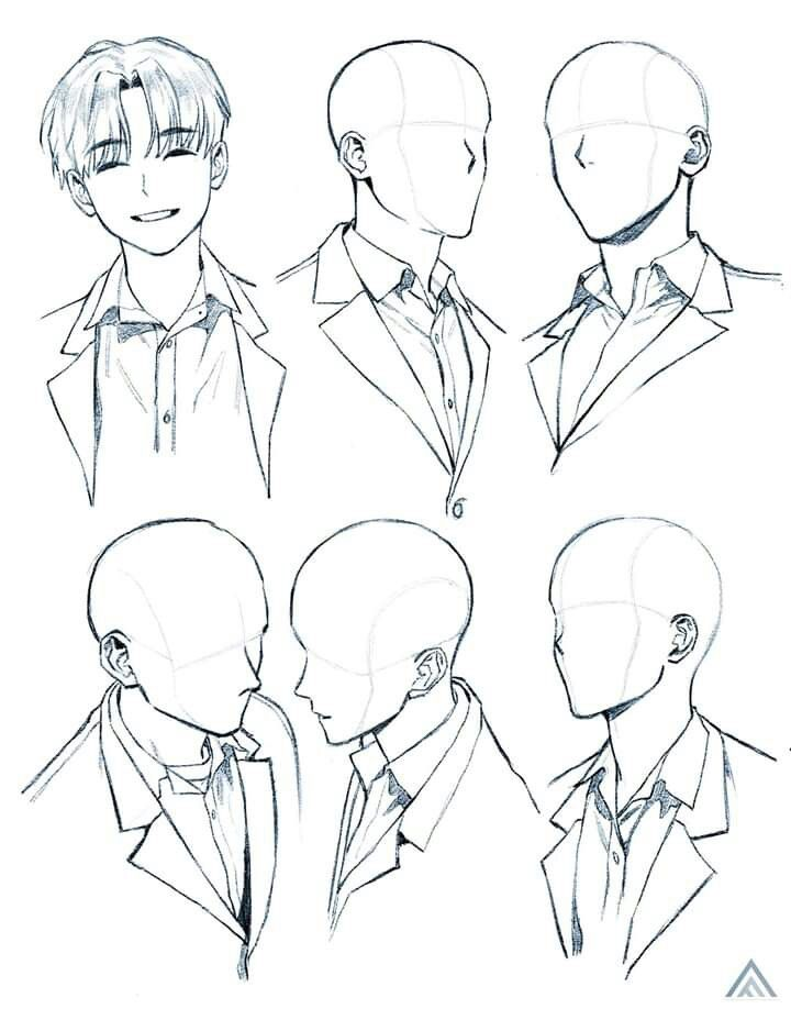 Pin By Legendaryy Bosss On Anime Close In 2020 Drawing Tutorial Face Sketches Tutorial Manga Drawing Tutorials