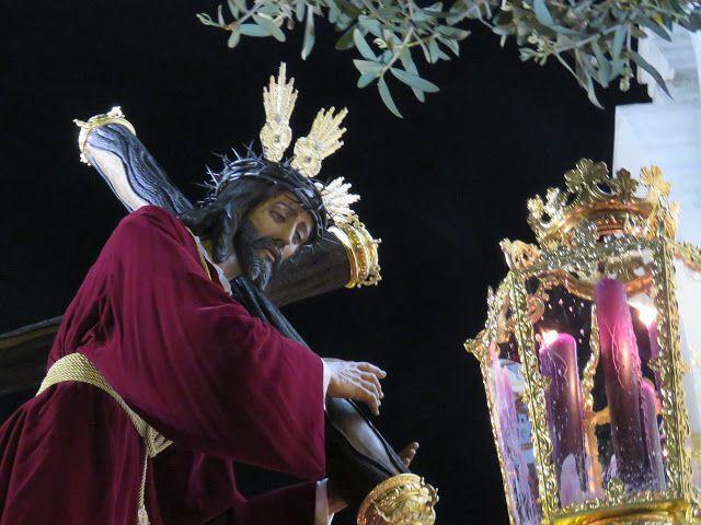 MARTES SANTO EN SALTERAS (SEVILLA)   COFRADES de DAIMIEL