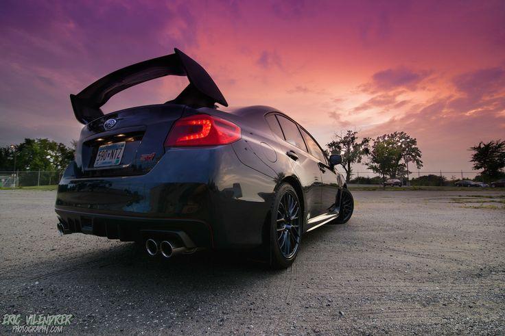 White Subaru Wrx Wallpaper