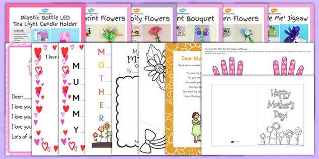 Top Ten Mother's Day Resource Pack - top ten, resource pack, mothers day