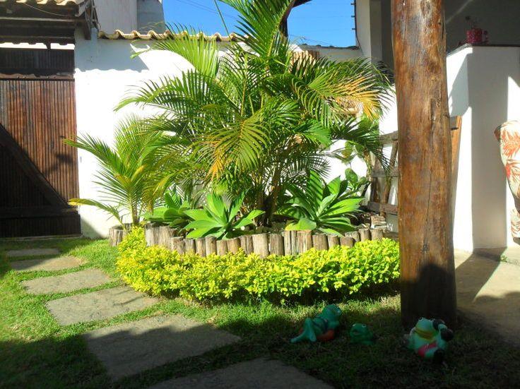 mini jardim residencial:Jardim