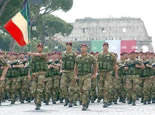 Ci siete a Roma il 2 giugno? Venite con noi?