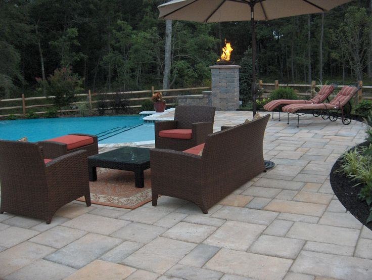 17 best images about free form patio designs on pinterest for Free form patio designs