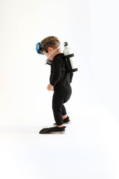 Scuba Diver Costume | MichaelsMakers Oh Happy Day!