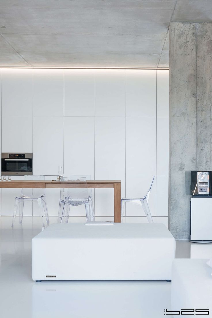 Design a minimalist apartment in moscow russia