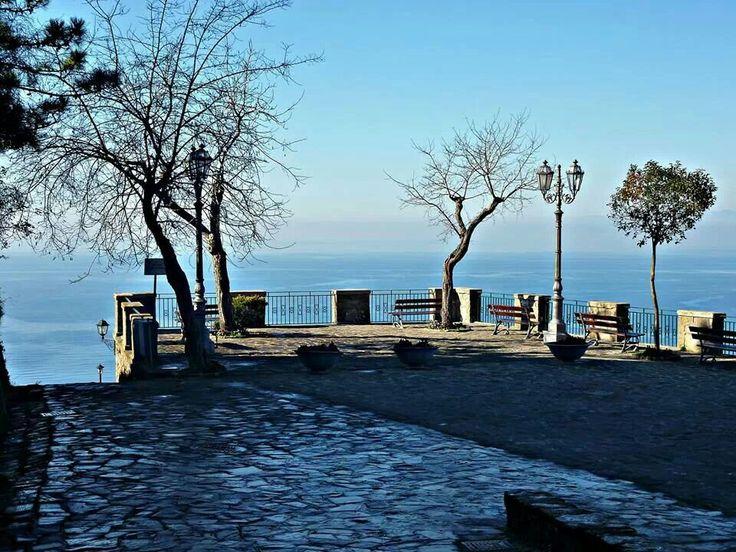 Castellabate, Aussichtspunkt