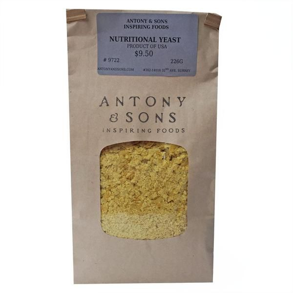 Antony & Sons Red Star Nutritional Yeast w/B12 - 226g