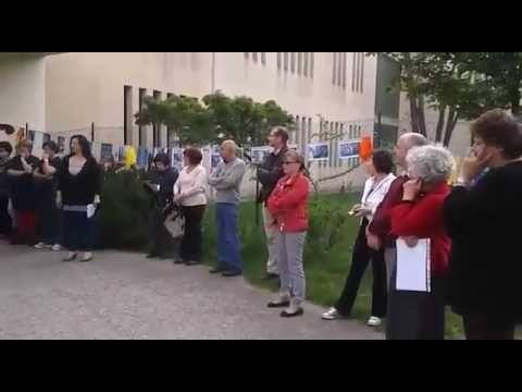 L'UNIONE MONDIALE DEI POETI NELLE SCUOLE (CAV. SILVANO BORTOLAZZI - FONDATORE) - YouTube