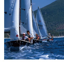 Dinghy sailing<< Repinned by @Boats for Sale UK. Follow us on Twitter or find us on Facebook for news, updates and more!