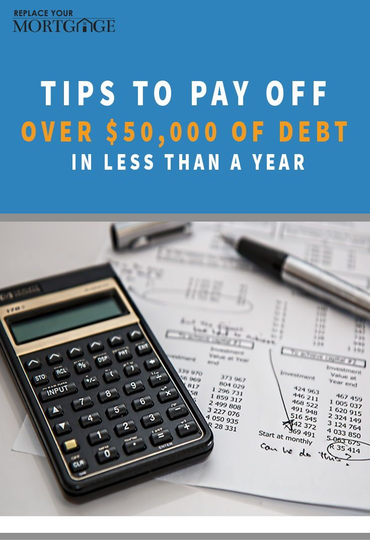 Do You Want To Know How To Pay Off Over 50k Of Debt In Less Than A Year Check Out Our Tips Advice On How You Can Pay Off