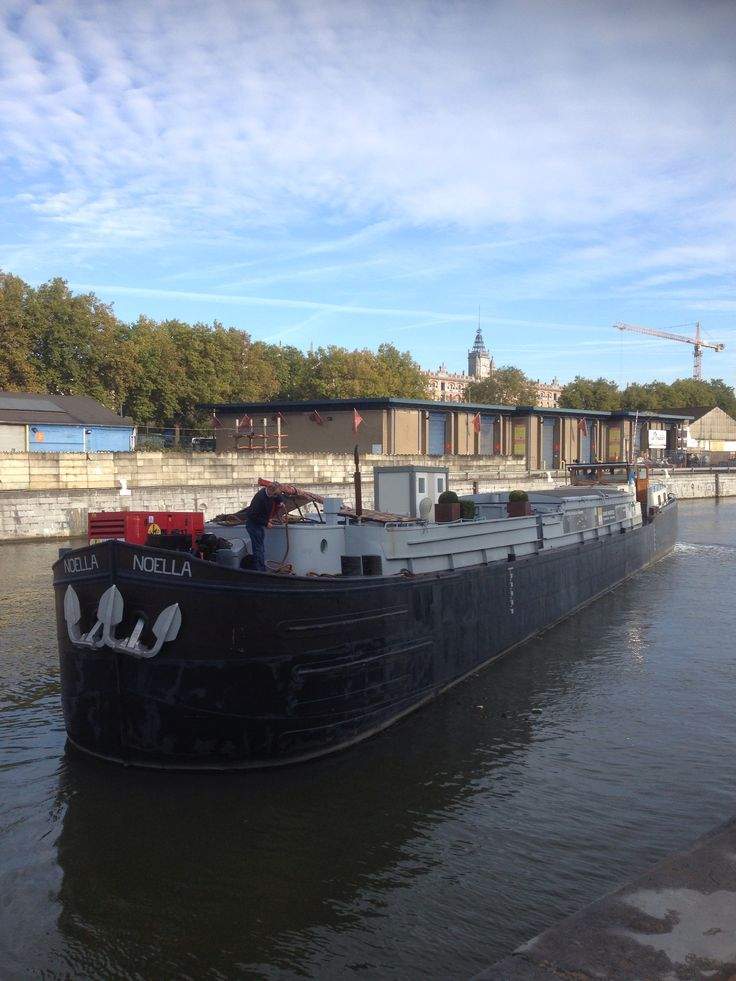 @Brussels, VM River Tour