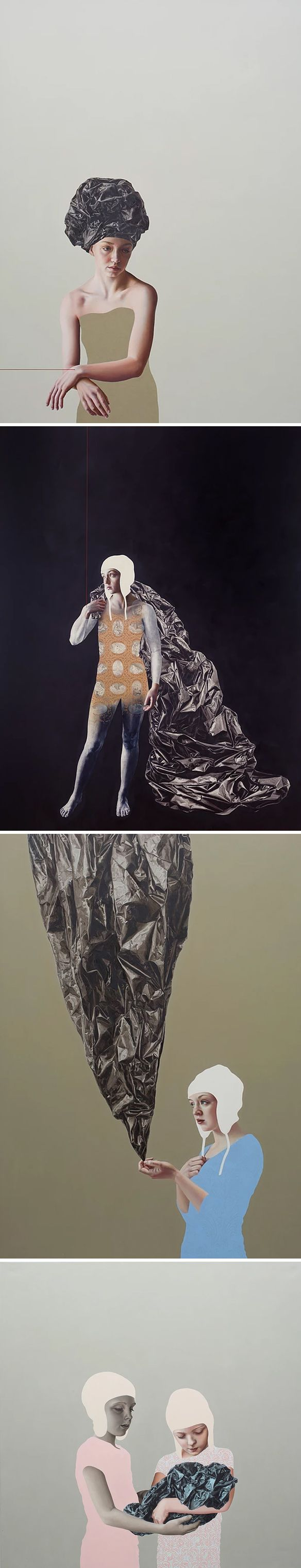 paintings by pippa young