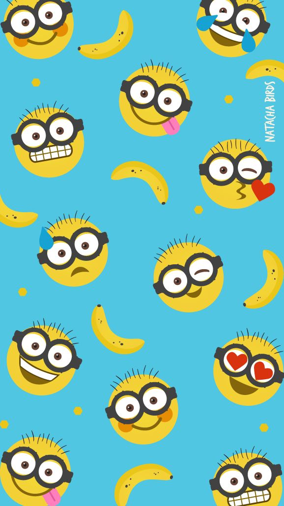 Assurément, en plus de la licorne, l'emoji banane manque à nos téléphones (surtout en ce moment avec la folie des minions) ! Vous voyez je vous l'avais dit ici que j'étais devenue complètement zinzin des emojis… Du coup voici un petit fond d'écran « pétition » pour la création de l'émoticône Bananaaaah ! Potato-naaaaah ! ! J'espère …