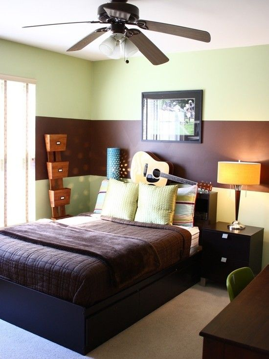 Teen Boy S Bedroom Modern Kids Other Metro Kelly Porter Overall Colors And Design