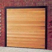 Cardale Futura Horizontal Vertical Timber Garage Door