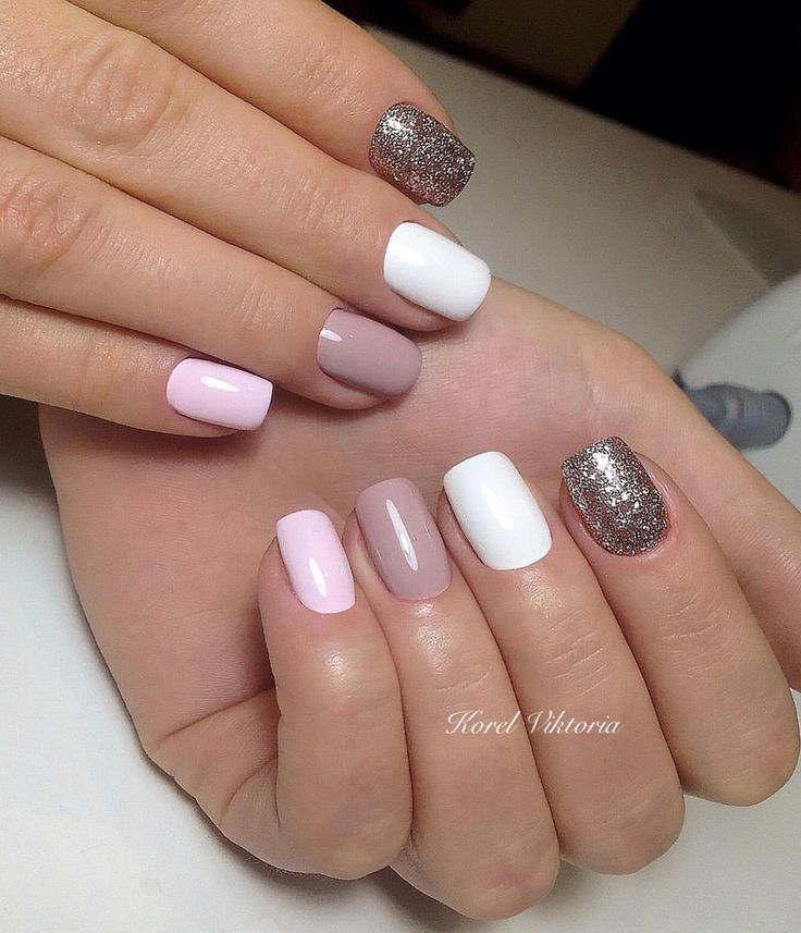 Cute colors for shellac nails