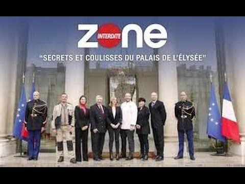 Secrets et coulisses du Palais de l'Élysée - Zone Interdite M6