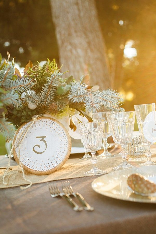 From Summer to Fall: Two Tablescapes