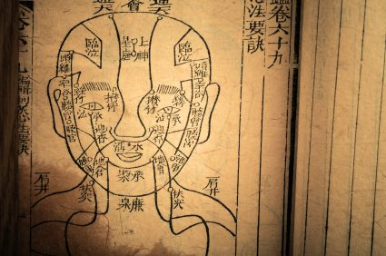 How Chinese Face Reading Reveals the State of Your Health