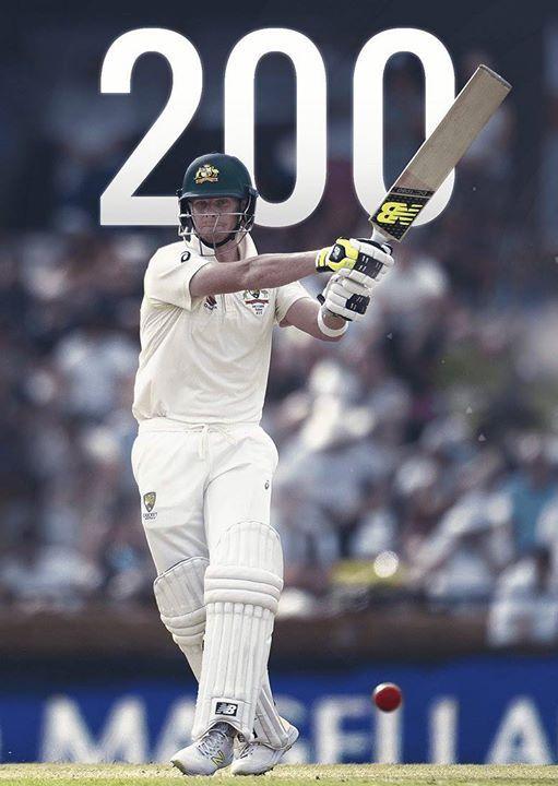 2nd Test double century for Steve Smith #Ashes #AUSvENG - http://ift.tt/1ZZ3e4d