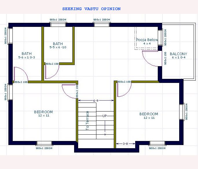 17 best images about vastu on pinterest house plans real estates and flats Vastu for master bedroom in south east