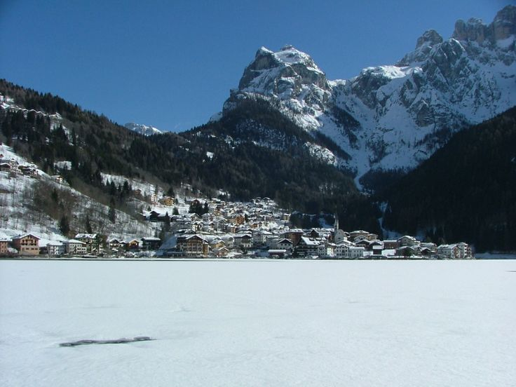 Alleghe on the lake - Civetta #dolomitistars