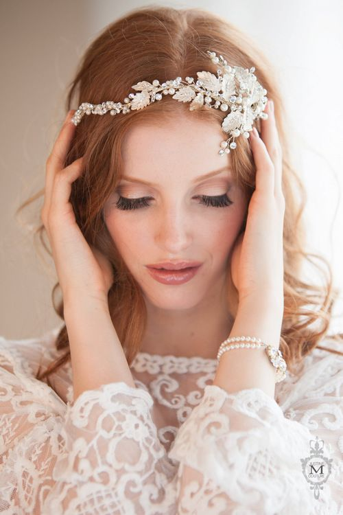 "The new 2016, Justine M. Couture bridal headpiece & accessories collection is absolutely stunning.  We just introduced her exquisite work in 2015 and are delighted to be expanding our offering in 2016. Inspired by her British and French heritage, Justine combines ""Old World Charm"" with contemporary styling to create unique …"